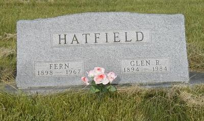 HATFIELD, FERN - Madison County, Iowa | FERN HATFIELD