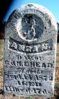 HEAD, ANGA N. - Madison County, Iowa   ANGA N. HEAD