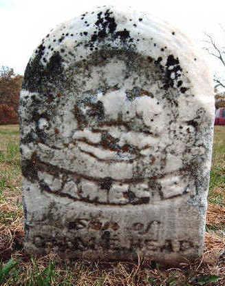 HEAD, JAMES EDGAR - Madison County, Iowa | JAMES EDGAR HEAD