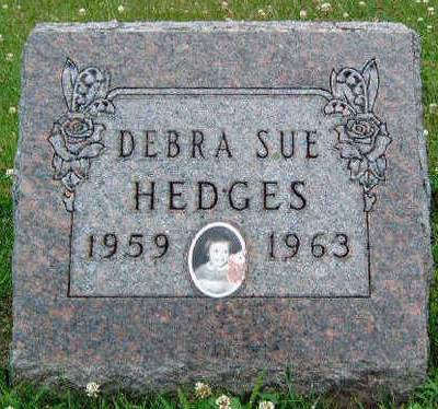 HEDGES, DEBRA SUE - Madison County, Iowa | DEBRA SUE HEDGES