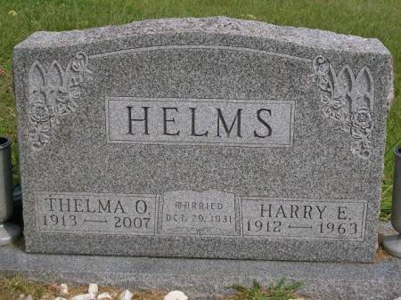 HELMS, HARRY E. - Madison County, Iowa | HARRY E. HELMS