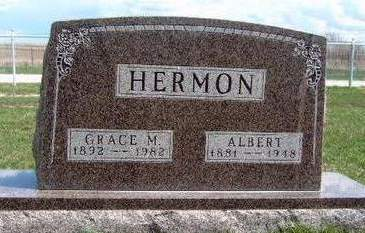 HERMON, ALBERT T. - Madison County, Iowa | ALBERT T. HERMON