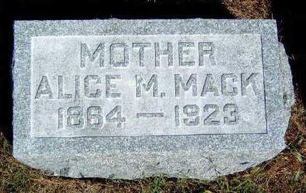 HERREN, ALICE MAE (ALLIE) - Madison County, Iowa | ALICE MAE (ALLIE) HERREN