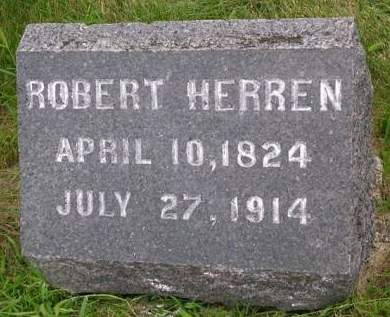 HERREN, ROBERT MORRIS - Madison County, Iowa | ROBERT MORRIS HERREN