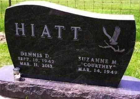 COURTNEY HIATT, SUZANNE M. - Madison County, Iowa | SUZANNE M. COURTNEY HIATT