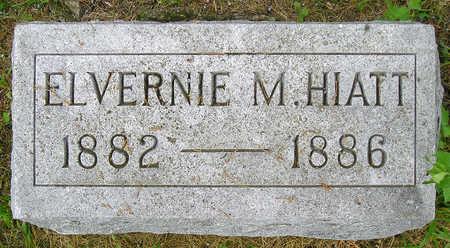 HIATT, ELVERNIE M. - Madison County, Iowa | ELVERNIE M. HIATT