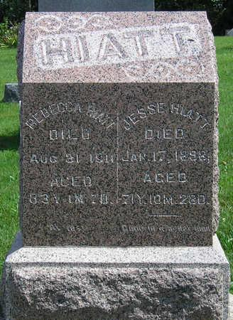HIATT, JESSE - Madison County, Iowa | JESSE HIATT