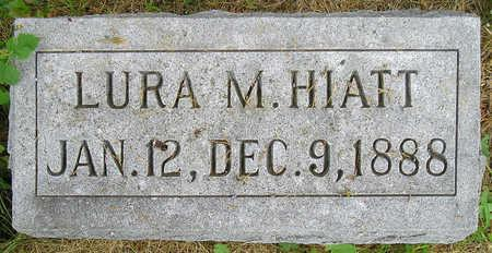 HIATT, LURA MERLE - Madison County, Iowa | LURA MERLE HIATT