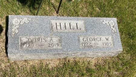 HILL, GEORGE WENDELL - Madison County, Iowa | GEORGE WENDELL HILL