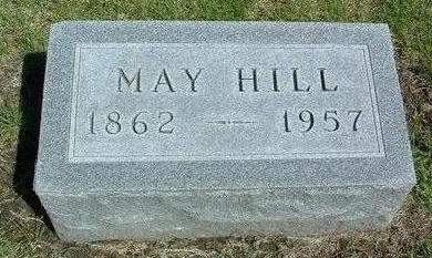 HILL, MAY - Madison County, Iowa | MAY HILL