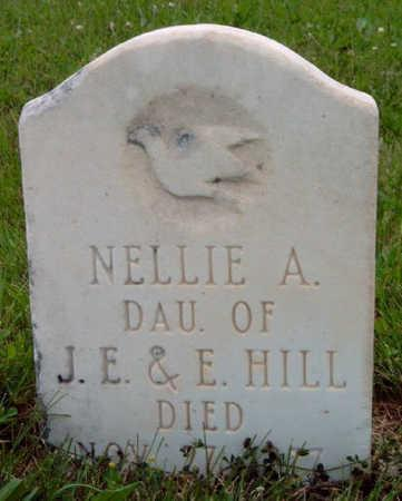 HILL, NELLIE A. - Madison County, Iowa | NELLIE A. HILL