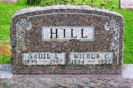 HILL, WILBUR CLAIR - Madison County, Iowa | WILBUR CLAIR HILL