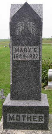 HILLMAN TRAVIS, MARY ELIZABETH - Madison County, Iowa | MARY ELIZABETH HILLMAN TRAVIS
