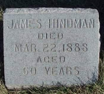 HINDMAN, JAMES - Madison County, Iowa | JAMES HINDMAN