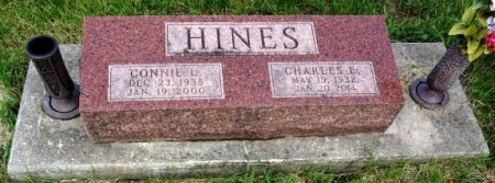 HINES, CONNIE LEE - Madison County, Iowa | CONNIE LEE HINES
