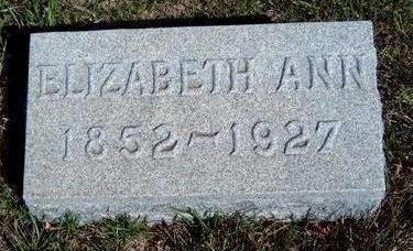 HOADLEY, ELIZABETH ANN - Madison County, Iowa | ELIZABETH ANN HOADLEY
