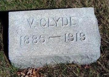 HOADLEY, VERNON CLYDE - Madison County, Iowa | VERNON CLYDE HOADLEY