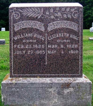 HOGG, WILLIAM M. - Madison County, Iowa | WILLIAM M. HOGG