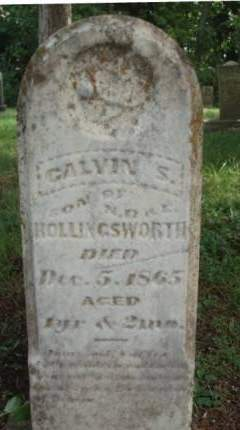 HOLLINGSWORTH, CALVIN S. - Madison County, Iowa | CALVIN S. HOLLINGSWORTH