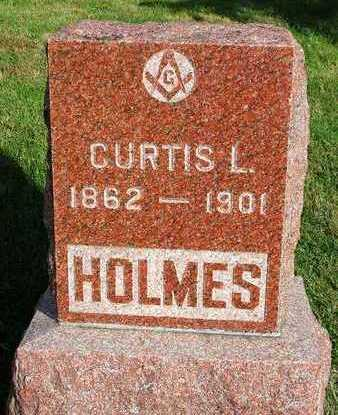 HOLMES, CURTIS L. - Madison County, Iowa | CURTIS L. HOLMES