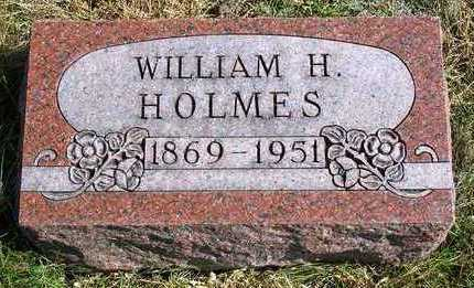 HOLMES, WILLIAM HOMER - Madison County, Iowa | WILLIAM HOMER HOLMES