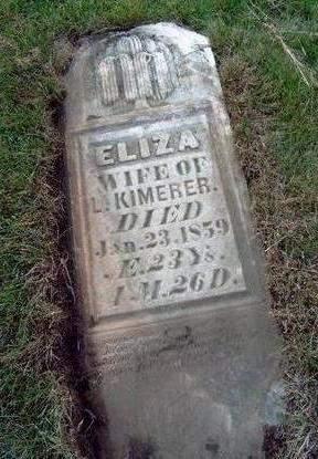HOOD HOLDERCRAFT KIMERER, ELIZA - Madison County, Iowa | ELIZA HOOD HOLDERCRAFT KIMERER