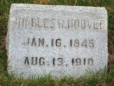 HOOVER, CHARLES WILEY - Madison County, Iowa | CHARLES WILEY HOOVER