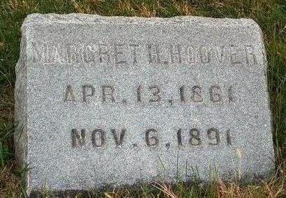 HOOVER, MARGRET HESTER - Madison County, Iowa | MARGRET HESTER HOOVER