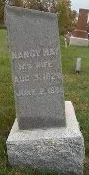 RAY HOOVER, NANCY JANE - Madison County, Iowa | NANCY JANE RAY HOOVER