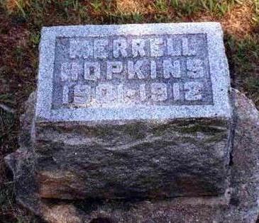 HOPKINS, MERRELL - Madison County, Iowa | MERRELL HOPKINS