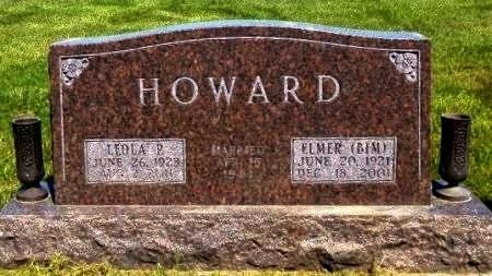 HOWARD, ELMER JAMES (BIM) - Madison County, Iowa | ELMER JAMES (BIM) HOWARD