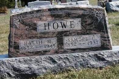HOWE, SAMUEL C. - Madison County, Iowa | SAMUEL C. HOWE