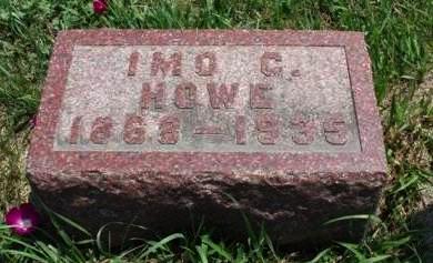 ELLIS HOWE, IMOGENE GENEVIEVE - Madison County, Iowa | IMOGENE GENEVIEVE ELLIS HOWE