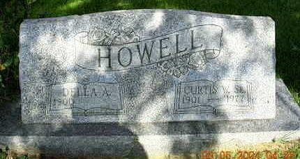 QUICK HOWELL, DELLA A. - Madison County, Iowa | DELLA A. QUICK HOWELL