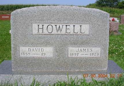 HOWELL, DAVID D. - Madison County, Iowa | DAVID D. HOWELL
