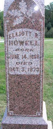 HOWELL, ELLIOTT  ROSCOE - Madison County, Iowa | ELLIOTT  ROSCOE HOWELL