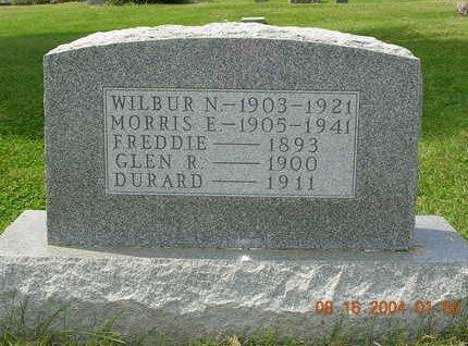 HOWELL, MORRIS ELMER - Madison County, Iowa | MORRIS ELMER HOWELL