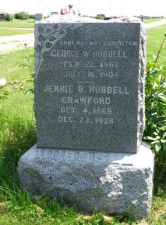 HUBBELL, GEORGE W. - Madison County, Iowa | GEORGE W. HUBBELL