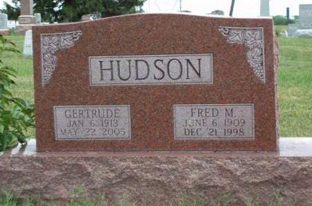 HUDSON, FRED MARION - Madison County, Iowa | FRED MARION HUDSON
