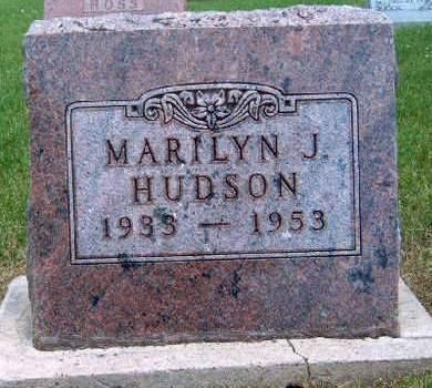 HUDSON, MARILYN JEAN - Madison County, Iowa | MARILYN JEAN HUDSON