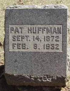HUFFMAN, PAT (CLAY PATRICK H.) - Madison County, Iowa | PAT (CLAY PATRICK H.) HUFFMAN