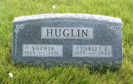 HUGLIN, CHARLES E. - Madison County, Iowa | CHARLES E. HUGLIN