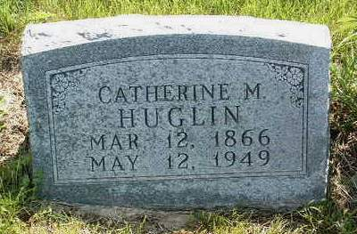 SCOTT HUGLIN, CATHERINE M - Madison County, Iowa | CATHERINE M SCOTT HUGLIN