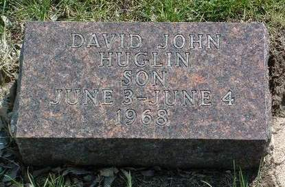 HUGLIN, DAVID JOHN - Madison County, Iowa | DAVID JOHN HUGLIN
