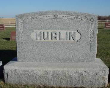 HUGLIN, FAMILY STONE - Madison County, Iowa | FAMILY STONE HUGLIN