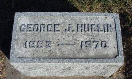 HUGLIN, GEORGE JACOB - Madison County, Iowa | GEORGE JACOB HUGLIN