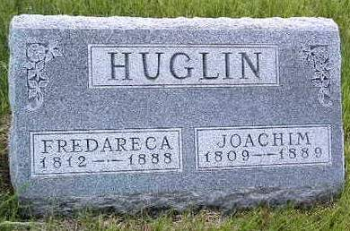 HUGLIN, FREDARECA - Madison County, Iowa | FREDARECA HUGLIN