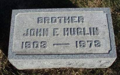 HUGLIN, JOHN HENRY FRANKLIN - Madison County, Iowa | JOHN HENRY FRANKLIN HUGLIN