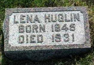 HUGLIN, LENA - Madison County, Iowa | LENA HUGLIN