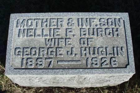 HUGLIN, NELLIE PEARL - Madison County, Iowa | NELLIE PEARL HUGLIN